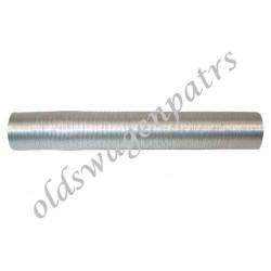 gaine de chauffage aluminium 1 mètre diam 50mm