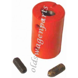 coupleur de tringlerie de boite à vitesses T1/KG -8/63
