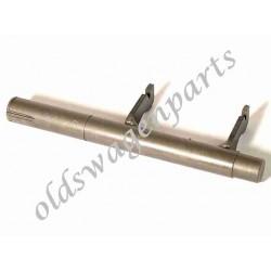 axe de fourchette embrayage guidée 8/70-9/71 (diam 16mm)