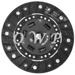 disque d'embrayage 180mm (avec ressorts)