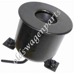bocal de liquide de frein 54-7/57 métallique (simple circuit)