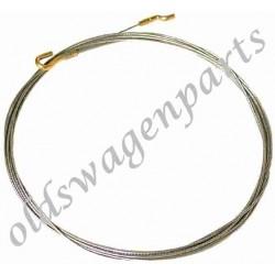 câble d'accélérateur 8/71- (2650mm)