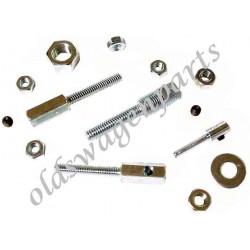 kit raccourcisseurs de câbles (frein, accélérateur, embrayage)