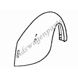 aile arrière droite 1200 -7/73 et 1300 -8/67