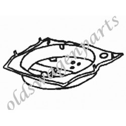 bac de roue de secours 1302-1303
