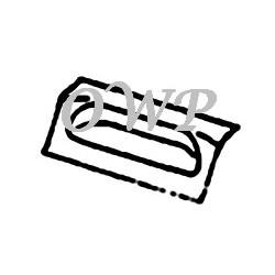 panneau intérieur de roue de secours 1200-1300 7/67-