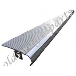 marchepieds aluminium (la paire)
