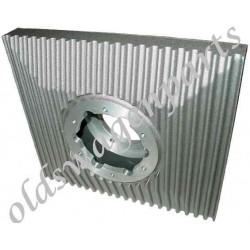 carter d'huile supplémentaire aluminium T1 1,5 (L26,8cm,H 8cm,l 22,5cm)