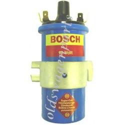 bobine bleue d'allumage 12 V Bosch isolation en bakélite