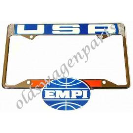 """entourage de plaque """"EMPI USA"""""""