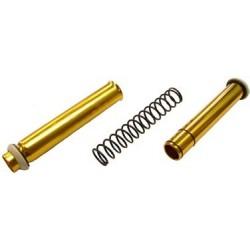 set de 8 tubes enveloppe réglables SCAT (modèles avec 2 joints toriques par tube enveloppe)