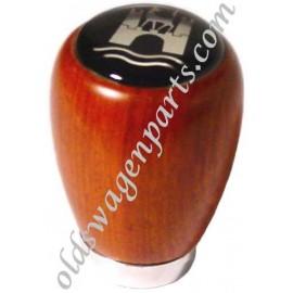 pommeau de levier de vitesse bois FLAT GT