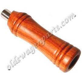 bouton de frein à main 49-79 ivoire
