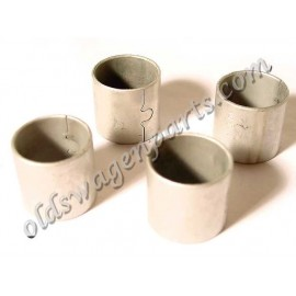 set de 4 bagues de bielles moteur 13-1600 (axe 22mm)