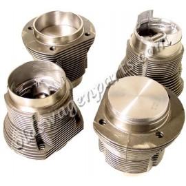 kit cylindrée 1400 sur 1200cc Mahle (83x64mm) pour bloc alésage 87mm -7/70