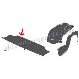 tôle de réparation de plancher de cabine droit T2 68-72