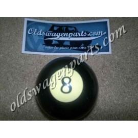 """boule de levier de vitesses """"balle de golf"""" 68- (filet 12mm)"""