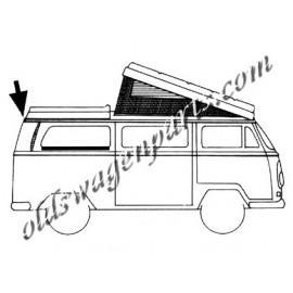 joint de toit fixe westfalia T2 68-73