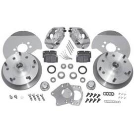 kit freins à disques avant 5 x 205 CSP 181