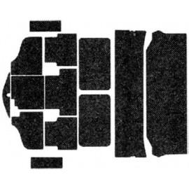 kit moquette 13 pièces 181