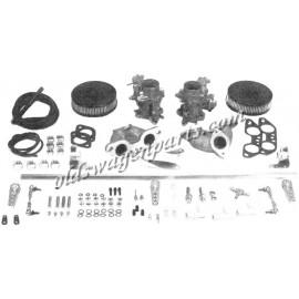 kit complet carburateurs weber 34 ICT