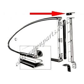 joints (2) supérieurs du montant vertical de pop out arrière sur caisse 60-74