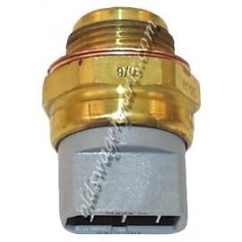 thermocontacteur de ventilateur 95/84°C+102/91°C 3 fiches