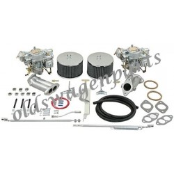 kit doubles carburateurs KADRON 40mm