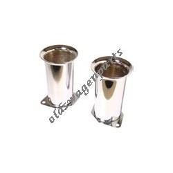 """set de 2 cornets hauteur 2 1/4"""" (5,70cm)"""