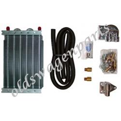 kit radiateur huile 72 plaques avec ventilateur