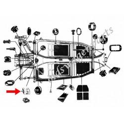 coupleur de tringlerie de boite à vitesses T1/KG 8/63- et 181