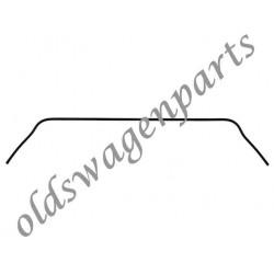 barre stabilisatrice avant gros diamètre 1302-1303 -8/73