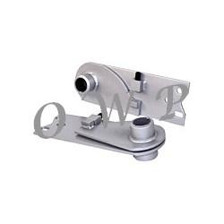 set de 2 lames de suspension réglables pour trompettes 553mm 60-
