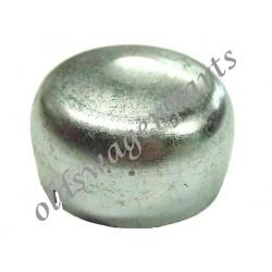 cache moyeu g sur tambour -7/65 avec le trou de câble de compteur