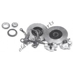 kit freins à disques avant 5 x 205 CSP T1 68-