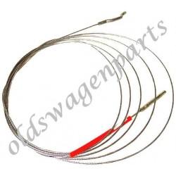 câble d'accélérateur 8/59-12/65 (2650mm)