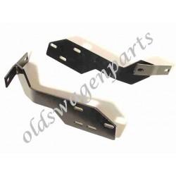 set de 2 ferrures de pare-choc avant pour installation de pc 1200 sur cox 1200/1302/1303 73-