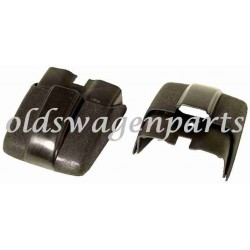 set de 4 protections de butoirs de pare-chocs 1200 -7/73 et 1300 -7/67