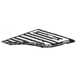 dôme droit de plancher 1200-1303 8/73-