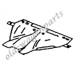 nez de chassis 12/1300 8/65-