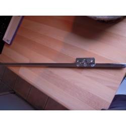 barre chromée de séparation de déflecteur gauche de 56 à 64