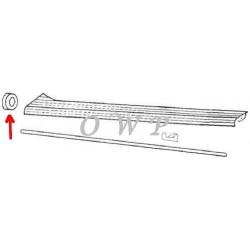 clips (10) pour baguettes de marchepieds 33mm