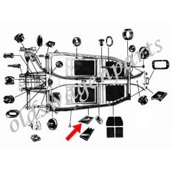 joint de chassis caoutchouc