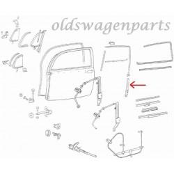 agrafe pour coulisseau de tour de vitre de porte 9/64- (12 par véhicule)