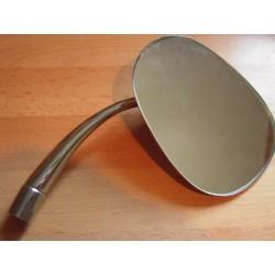 rétroviseur oval chromé droit (forme identique au gauche) du 8 / 50 au 7 / 67