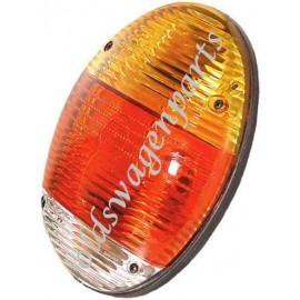 feu arrière gauche ou droit complet 1303 et 1200 8/73 cristal