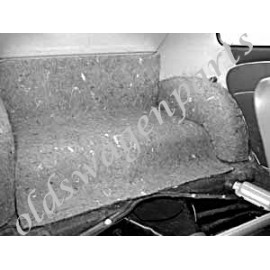 kit moquette de coffre arrière grise sans banquette 54-77