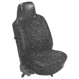 kit housses de sièges (av+arr) gris clair 73
