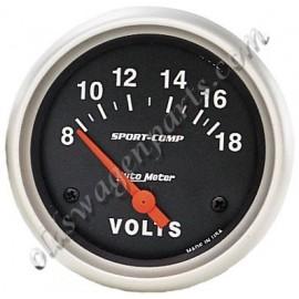 """manomètre de température d""""huile SPORT COMP"""
