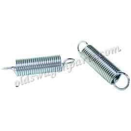 set de 2 ressorts de câbles de tension latéraux cabriolet réf 13880